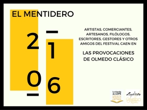 Cara octavilla El Mentidero 2016