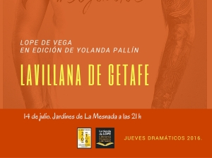 La villana de Getafe promo 14 de julio