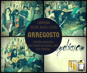 Promo Arregosto El Mentidero 22 julio