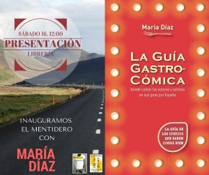Promo Presentación Guía gastrocómica