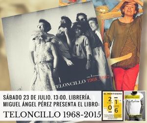 Promo Teloncillo El Mentidero 23 julio
