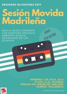 SesionesSilvestres Movida madrileña