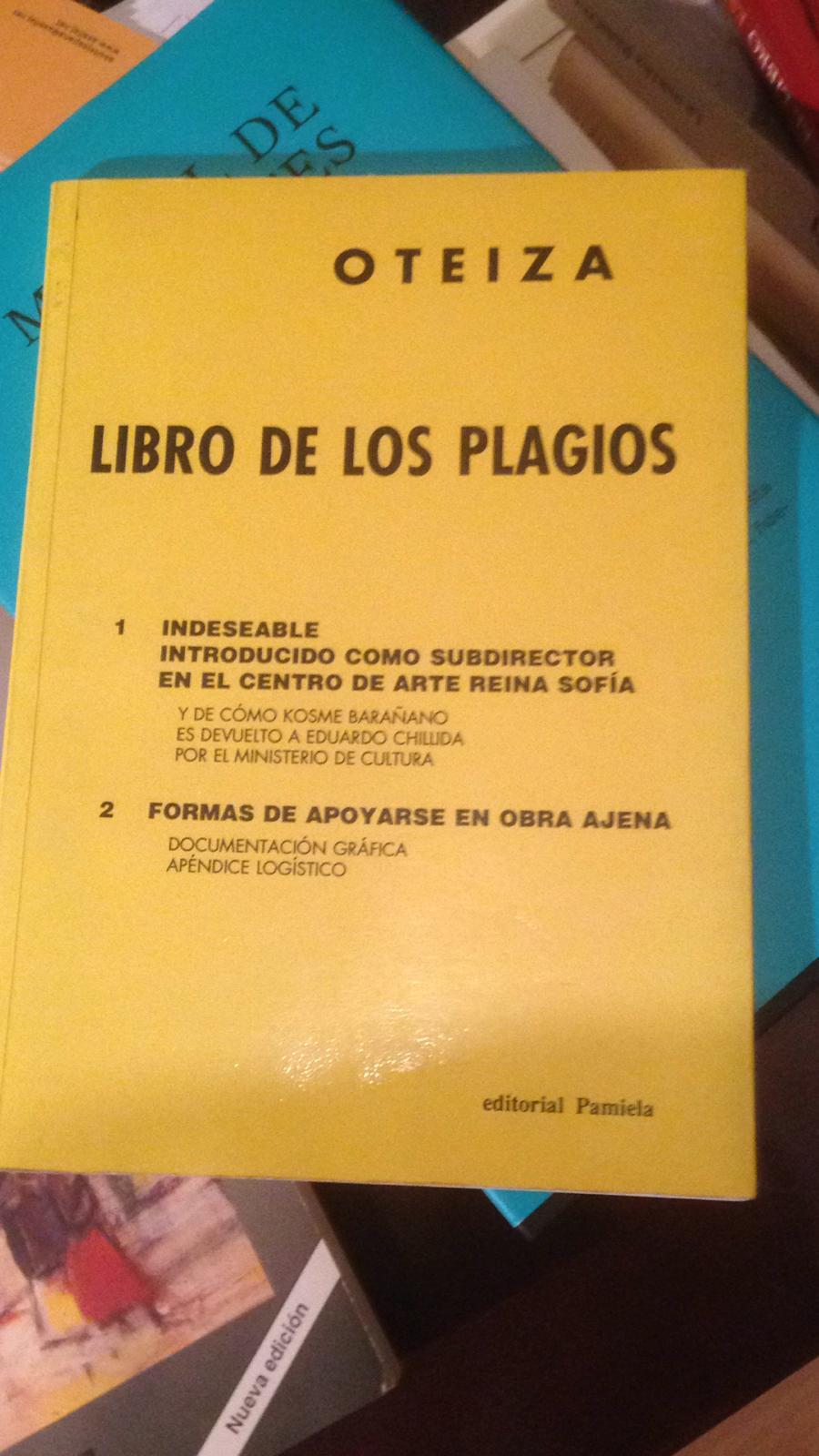 libro plagios